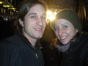 Doris und Patrick beim FM4 Geburtstagsfest 2011