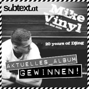 Mike Vinyl Album gewinnen