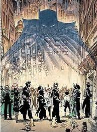 BATMAN: Der Tod steht ihm gut
