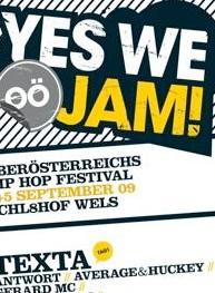 Das Yes we Jam! 2009 – Ein Rückblick