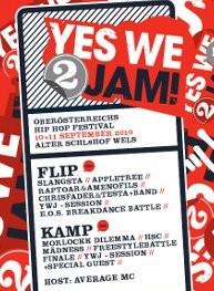 YES WE JAM! FESTIVAL 2010
