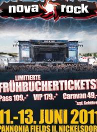Nova Rock 2011: Sold out!