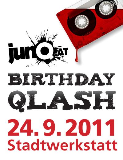 3rd junQ.at Birthday Qlash