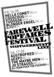 Farewell Popfakes Festival