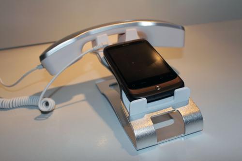 Techcheck: iVori Smartphone-Ständer