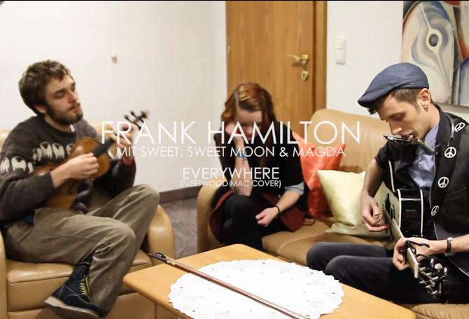 Acoustic Session: Frank Hamilton & Sweet, Sweet Moon