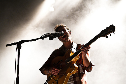 Portugal. The Man + Steaming Satellites live @ Posthof