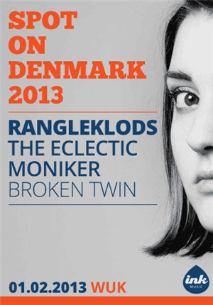 Spot on Denmark