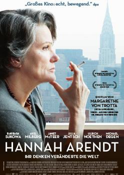 """Filmkritik: """"Hannah Arendt"""": Eine Hommage an das Denken"""