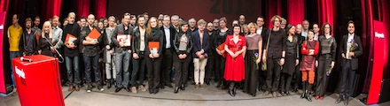 AUT, Diagonale Preisverleihung 2013