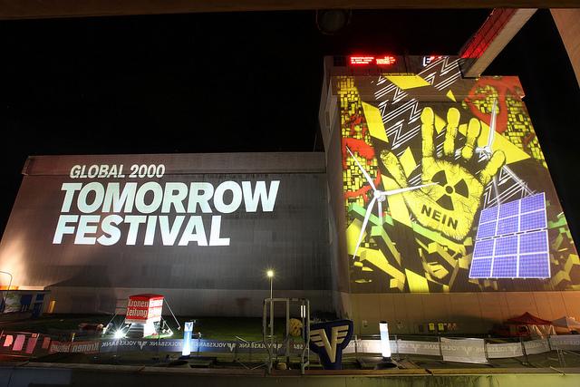 Tomorrow Festival – Feiern und an Morgen denken!