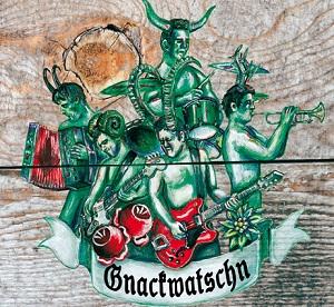 WIN: 1x das Debütalbum von GNACKWATSCHN