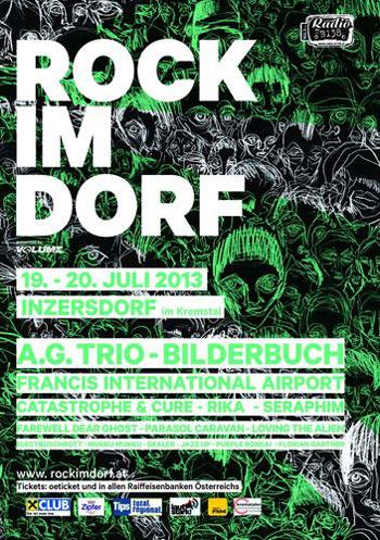 Upcoming: Rock im Dorf Festival