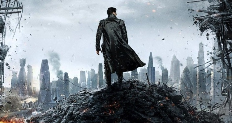 "WIN: 1x Filmroman STAR TREK ""Into Darkness"""