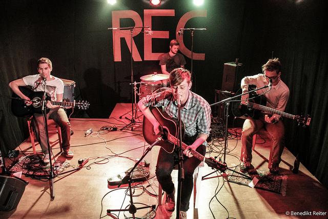 Acoustic Live Recording @ Tabakfabrik Linz