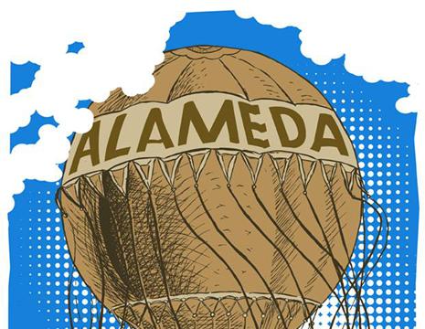 Akustische Klänge verzaubern das Raumschiff – Alameda