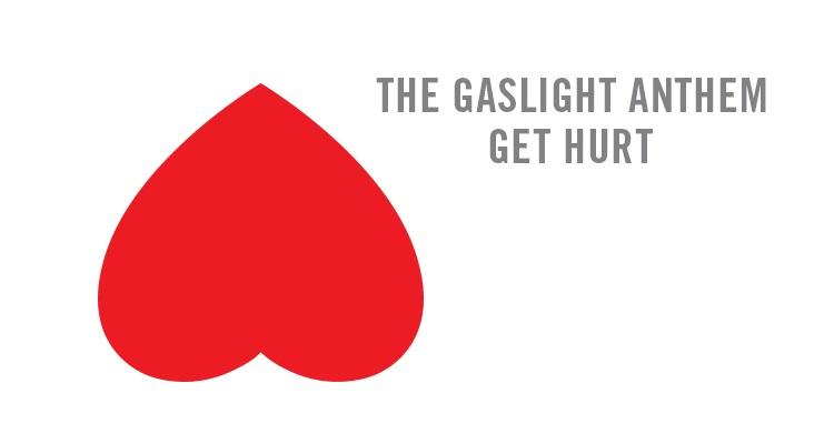THE GASLIGHT ANTHEM: Broken Heart Syndrome