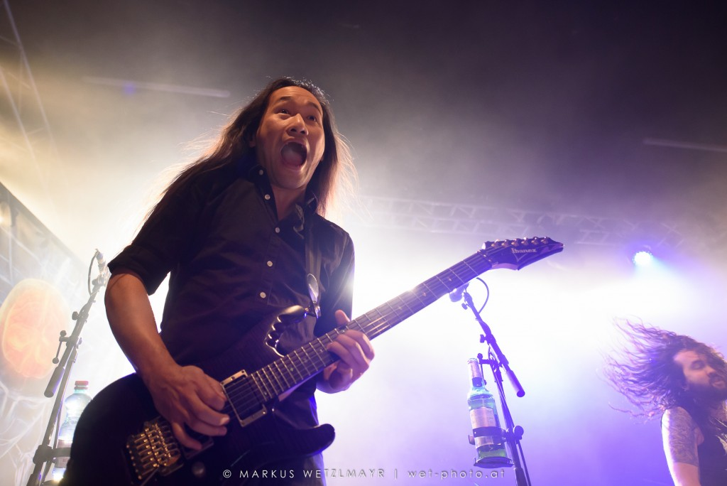 DRAGONFORCE @ Arena Wien
