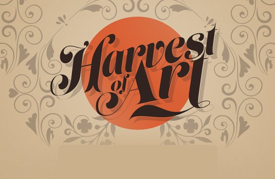 Upcoming: Harvest of Art Festival