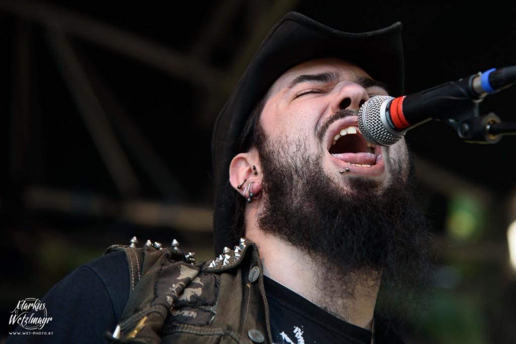 EWIG FRÖST - Metalheads Against Racism Vol. 4, Donauinselfest