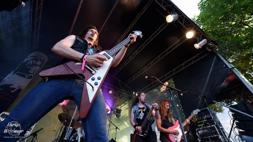 ROADWOLF - Metalheads Against Racism Vol. 4, Donauinselfest