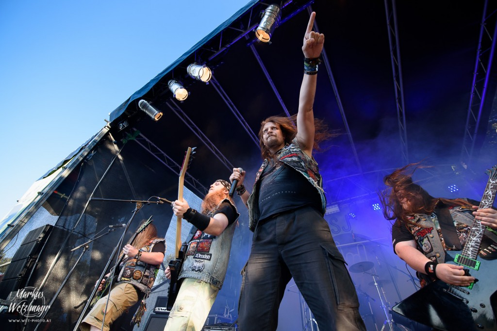 MORTAL STRIKE - Metalheads Against Racism Vol. 4, Donauinselfest