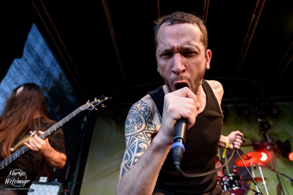 DAYS OF LOSS - Metalheads Against Racism Vol. 4, Donauinselfest
