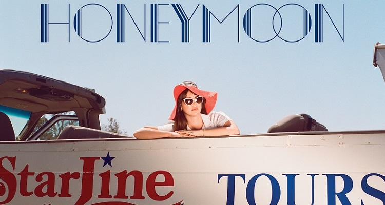 LANA DEL REY: Cruise to the blues (mit Gewinnspiel!)
