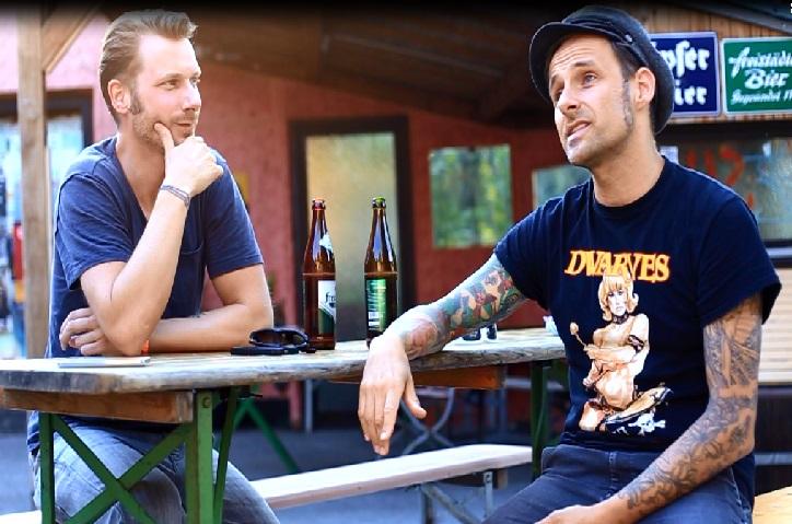 Donots: Angst und Bier