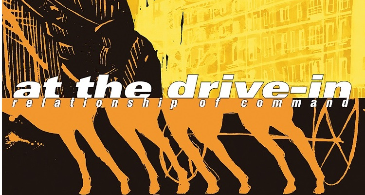 Upcoming: AT THE DRIVE-IN @ Arena Wien