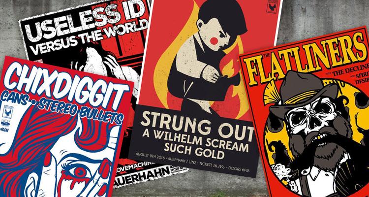 Sommer in Linz: darfs ein bisschen Punkrock sein?