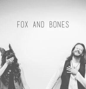 fox and bones ep cover