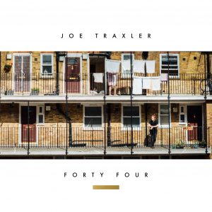 joe traxler forty four cover