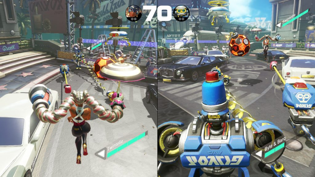 ARMS Multiplayer