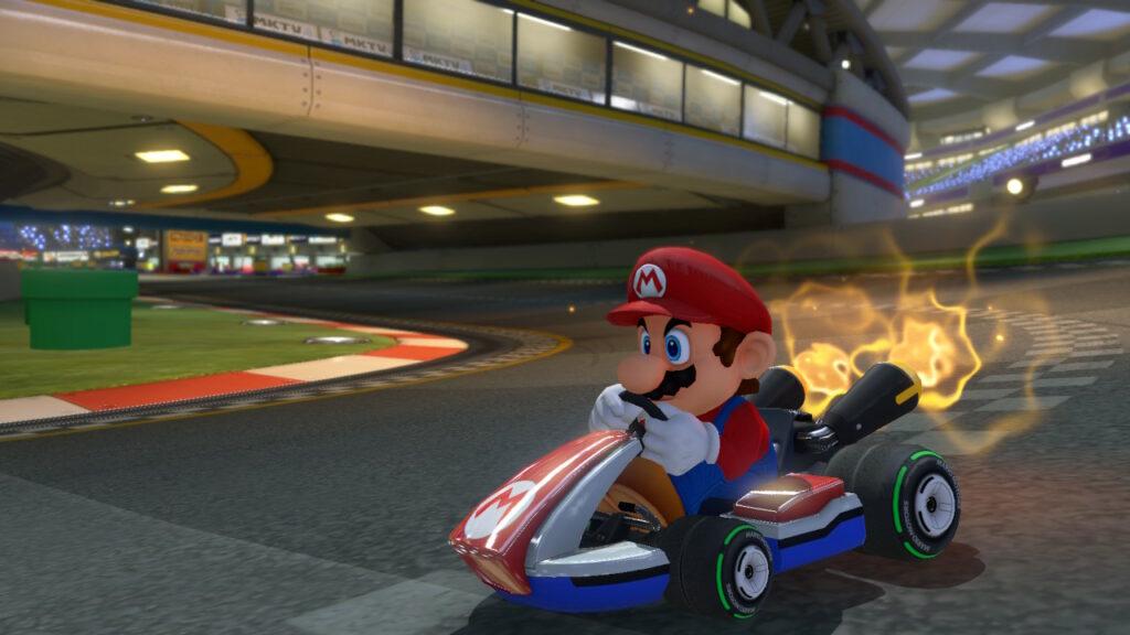 Mario Kart 8 Deluxe Im Test