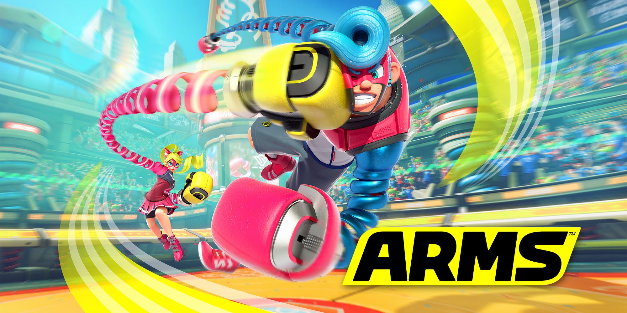 ARMS Titelbild