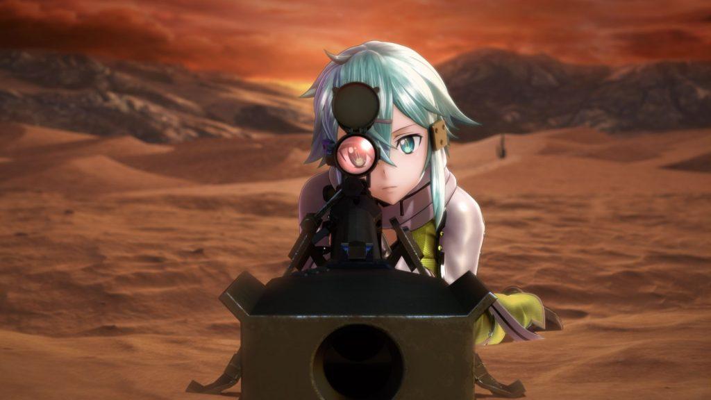 SAO Fatal Bullet 1
