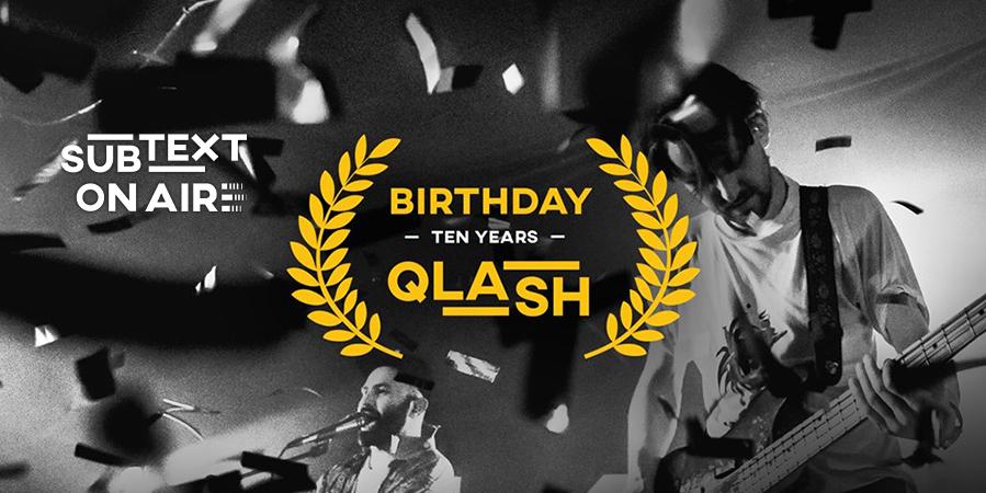 subtext on air #22: Birthday Qlash – Spezialausgabe
