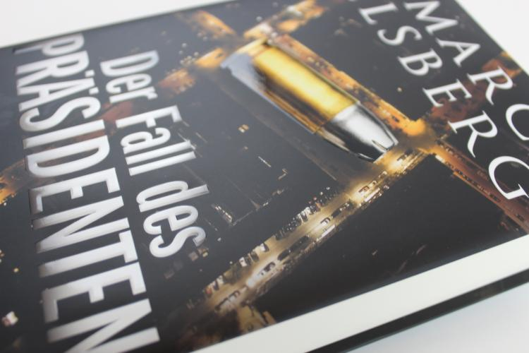 Der Fall des Präsidenten – das neue Buch von Marc Elsberg